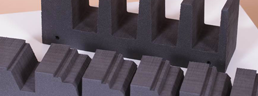 Non-abrasive for packaging Class A finishes